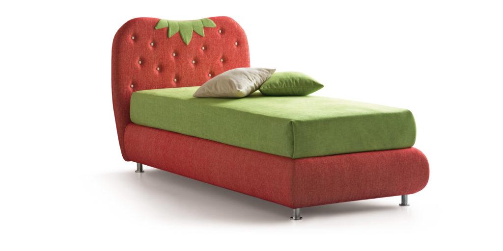letto-singolo-cappuccetto-rosso-1